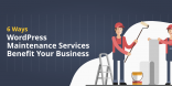 WordPress Maintenance Services Benefit