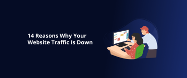 14 Reasons Why Your Website Traffic Is Down