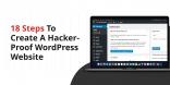 Hacker Proof WordPress Website