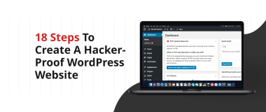Hacker Proof WordPress Website