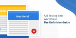 AB Testing WordPress