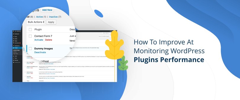 Monitoring WordPress Plugins Performance