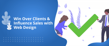 web design for sales