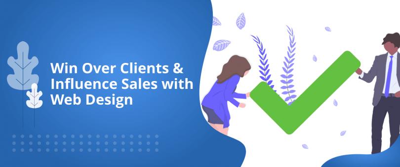 web design for sales