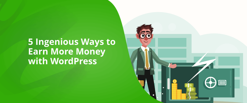 Earn more money with WordPress