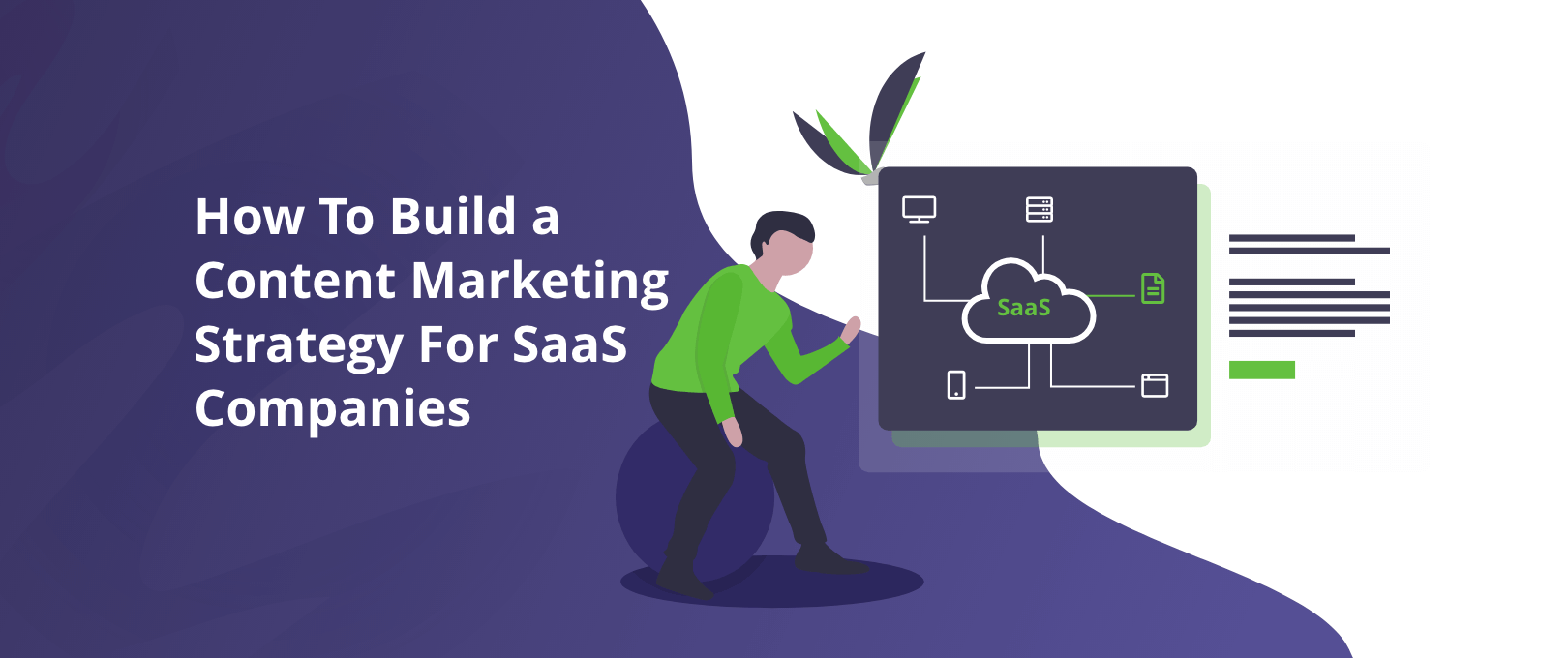 Content Marketing Strategy for SaaS