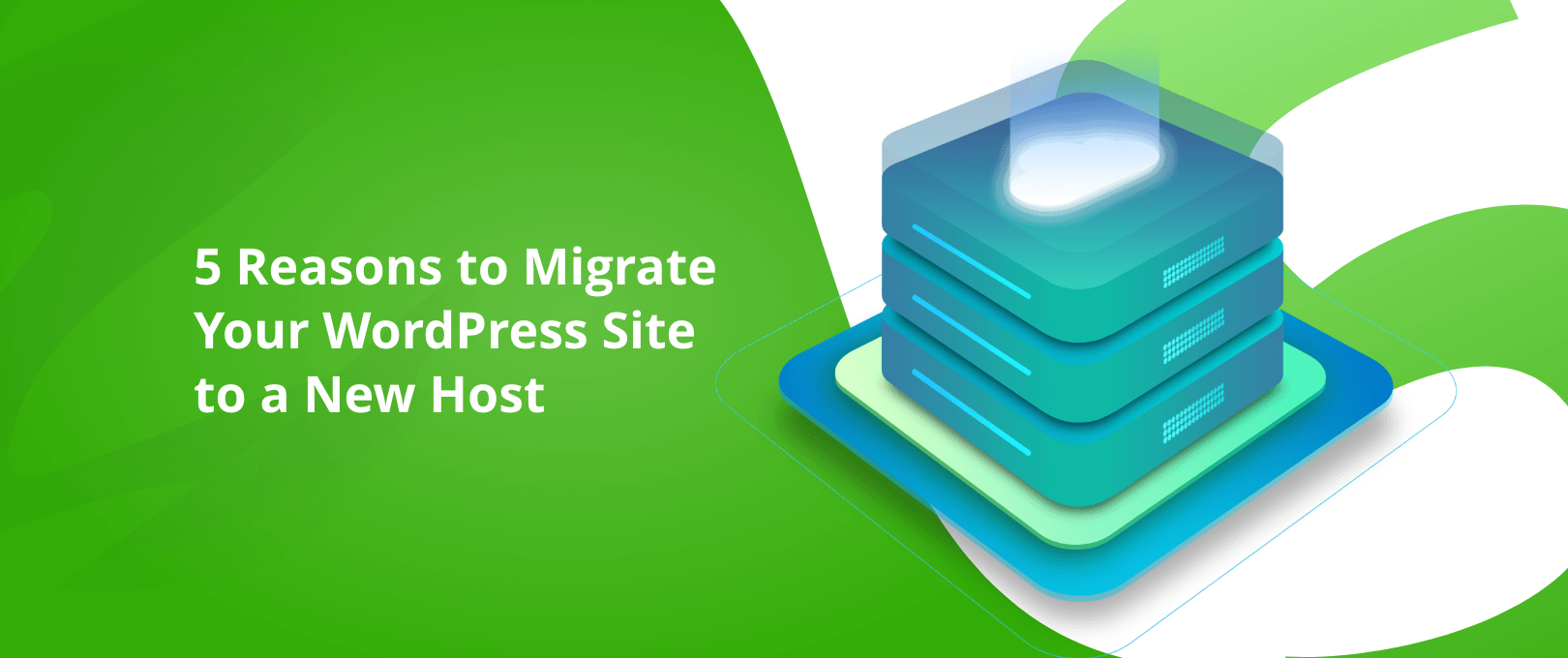 Migrate WordPress site to a new host