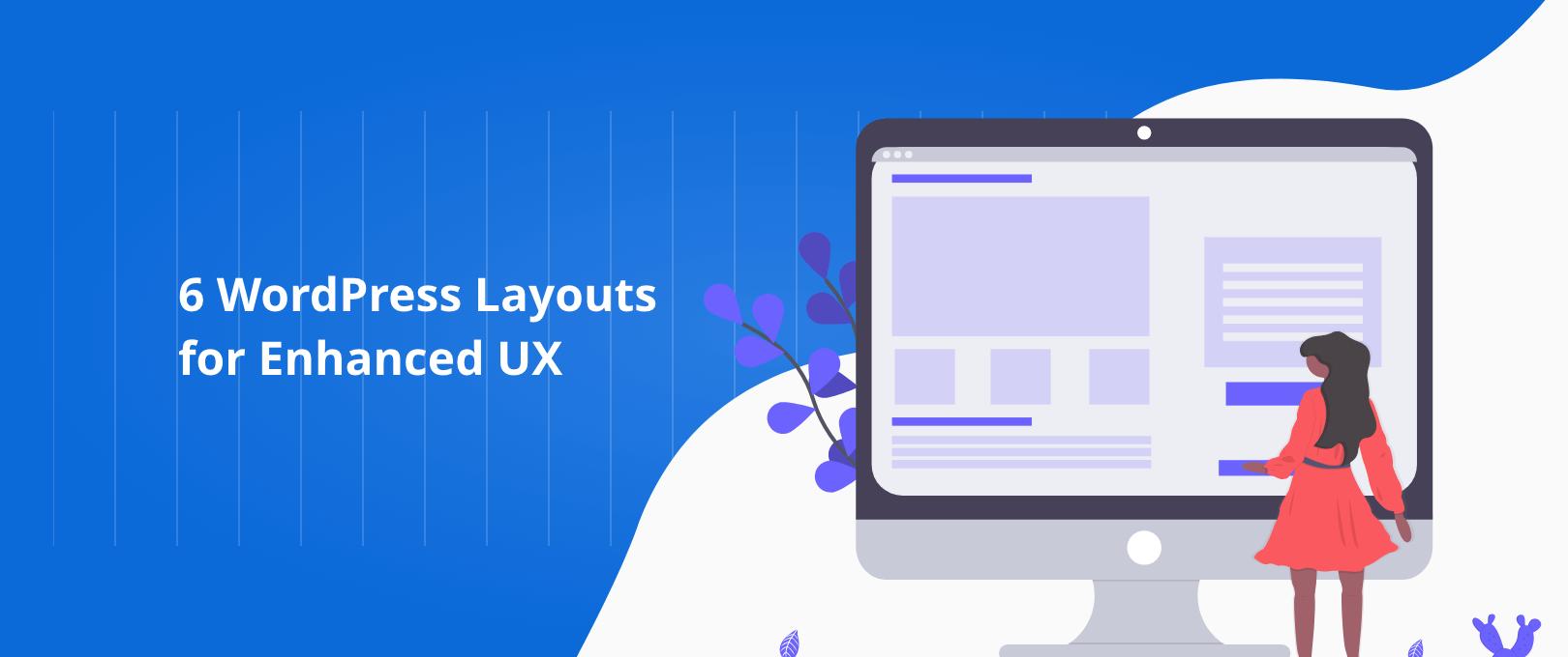 UX layouts
