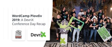 WordCamp Plovdiv 2019