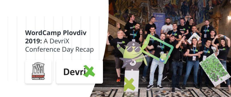WordCamp Plovdiv 2019