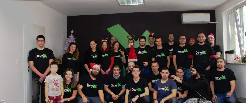 Team DevriX at our office