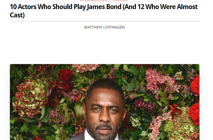 catchy headline example from Obsev blog