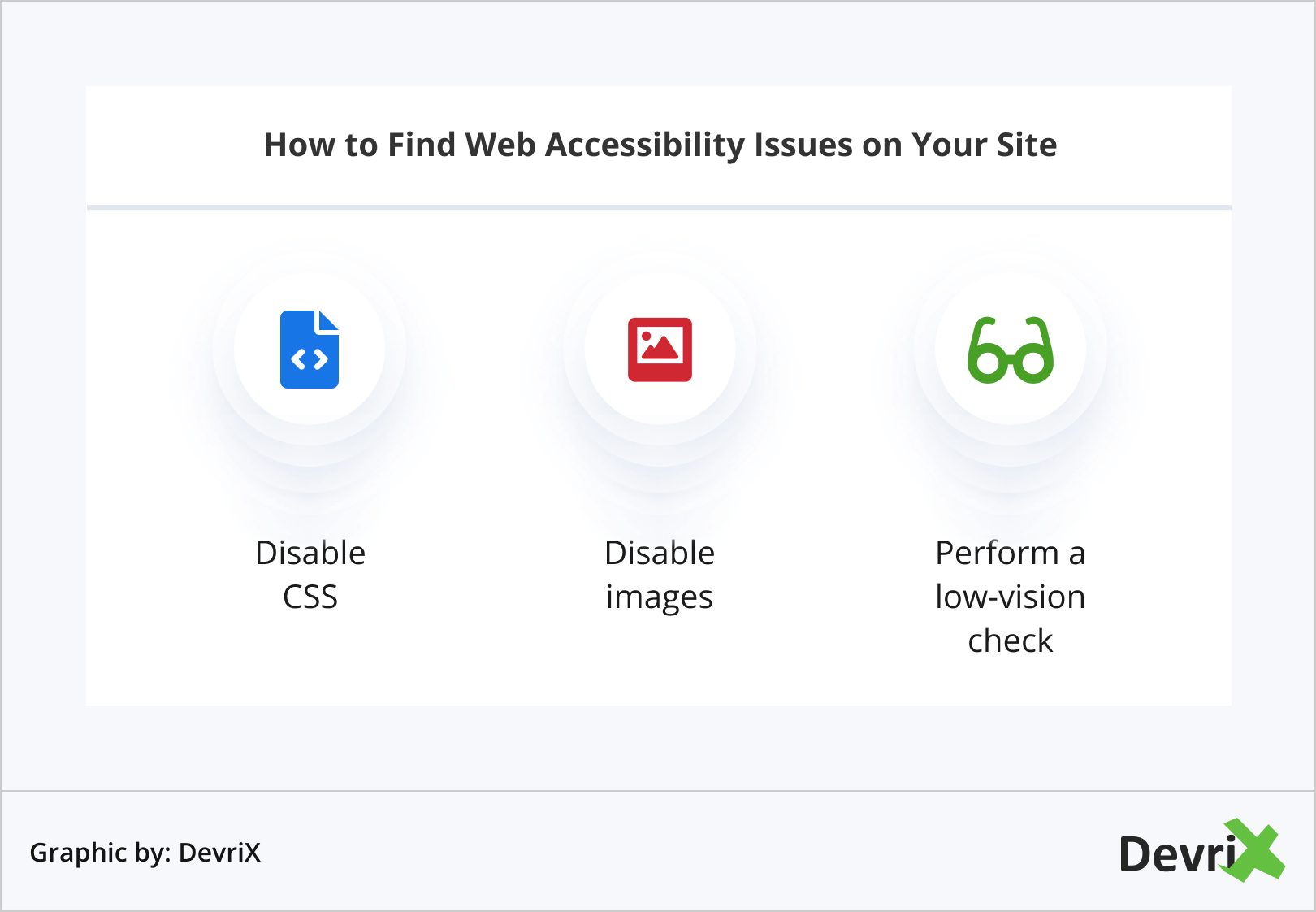 How to Find Web Accessibility Issues on Your Site