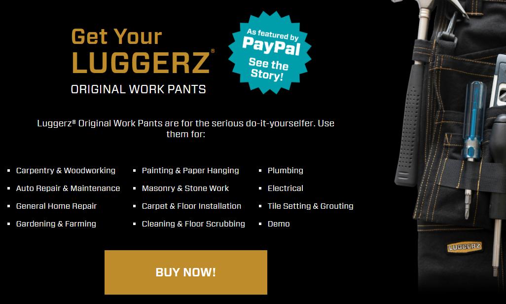 Luggerz product description