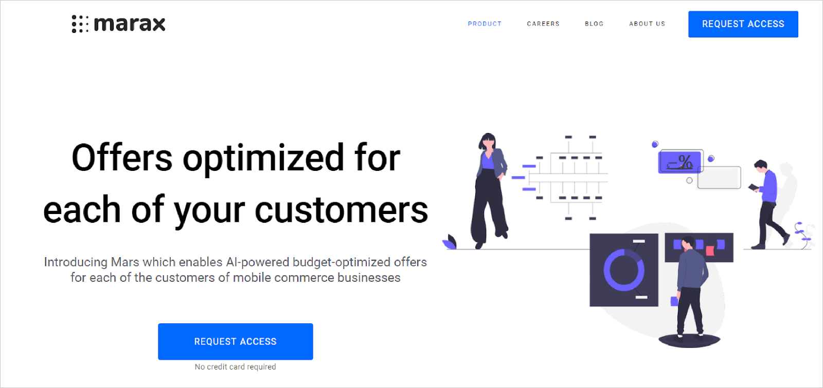 Mars - an AI-Based Tool for Promotional Marketing