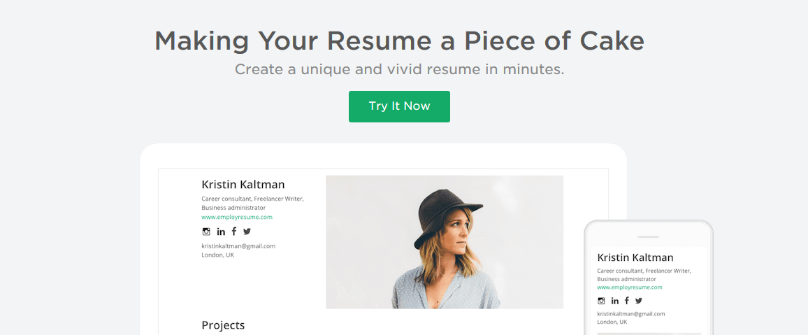 emphasizing benefits on a saas landing page