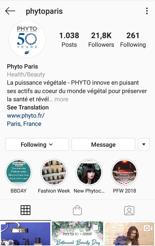 phytoparis instagram account