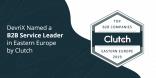 DevriX Named a B2B Service Leader in Eastern Europe by Clutch