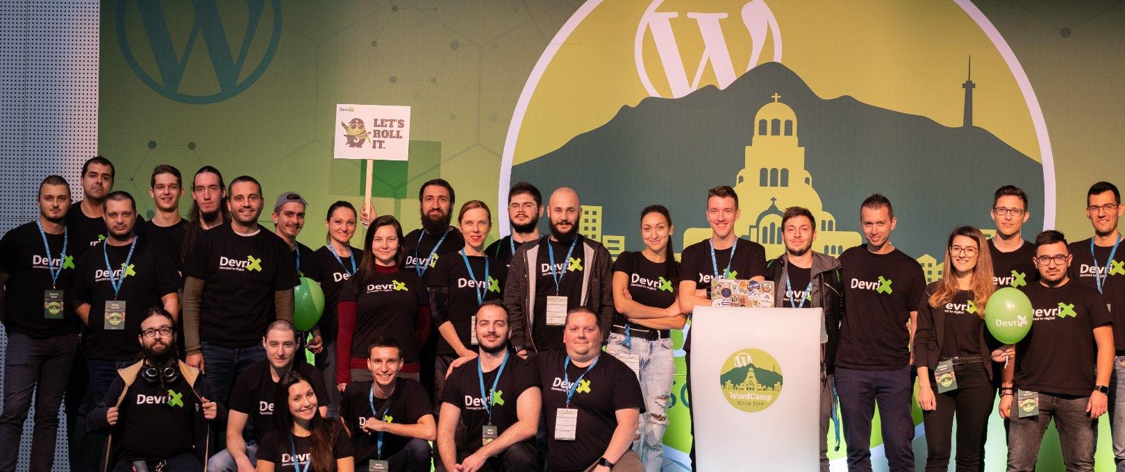 DevriX team at WCSOF 2019