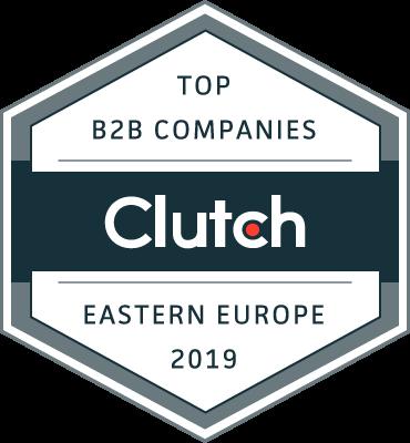 top B2B companies 2019 eastern europe
