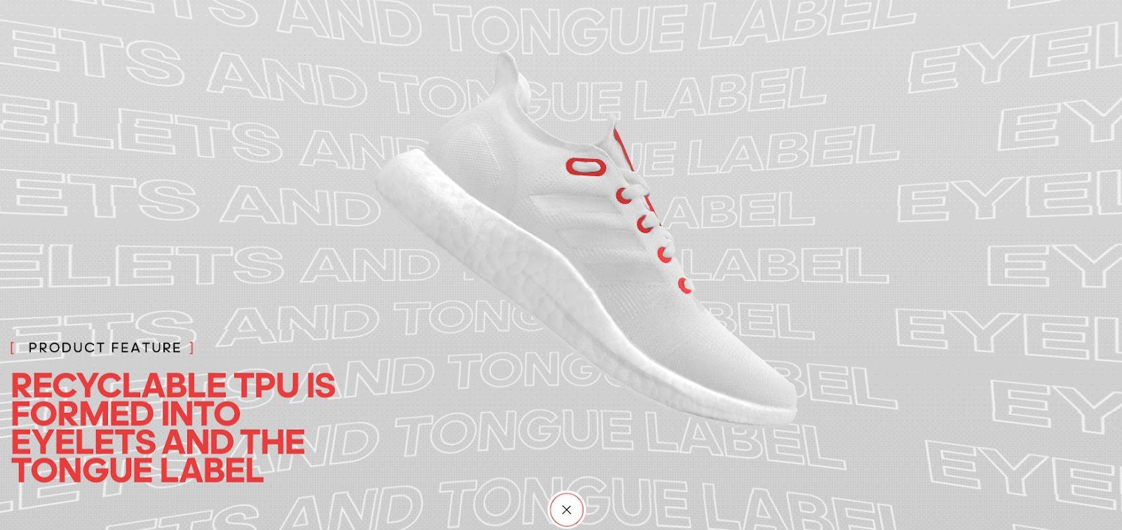 Adidas using 3D modeling