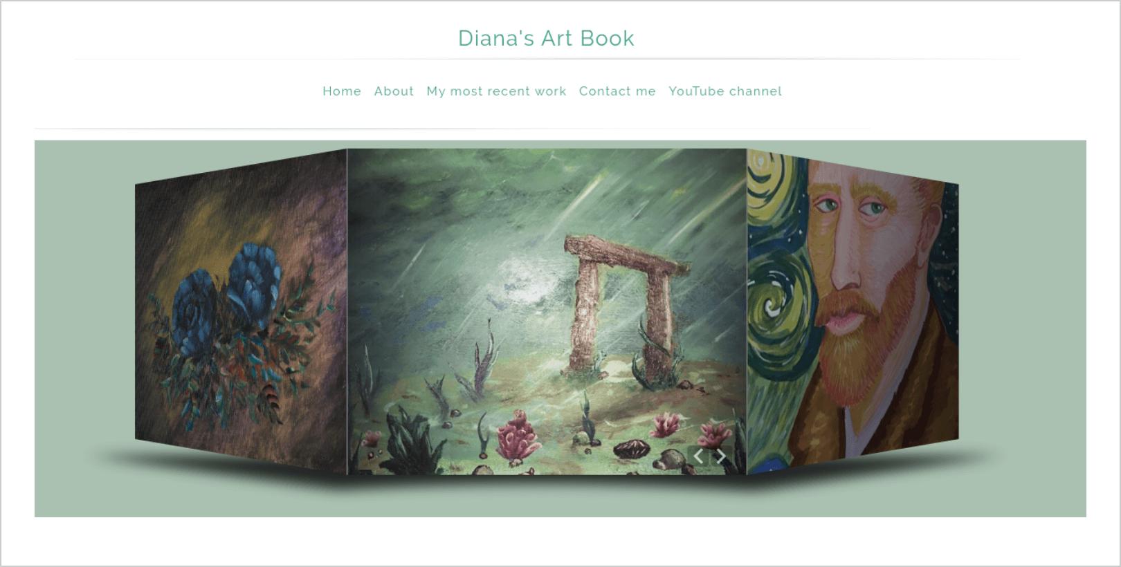 Diana's Art Book
