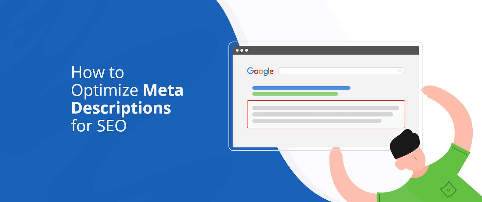 How to Optimize Meta Descriptionsfor SEO@2x