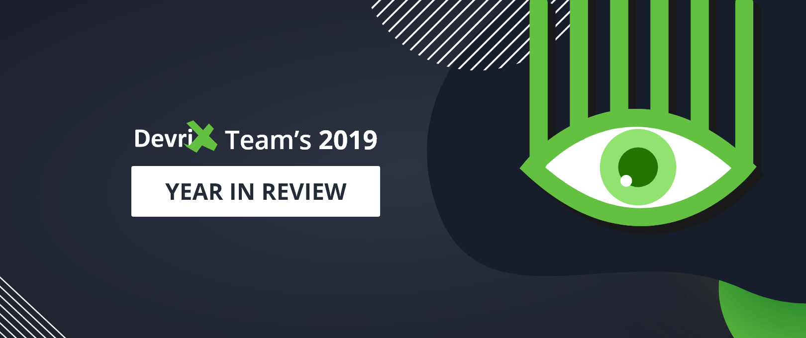 DevriX Team's 2019 Year in Review