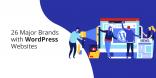 Major Brands With WordPress