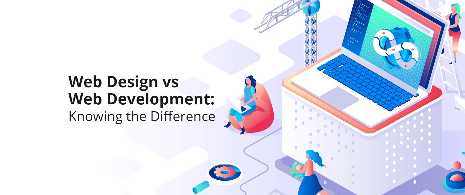 Web Design Vs Web Development Knowing The Difference Devrix