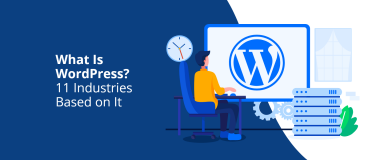 What Is WordPress 11 Industries Based on It@2x