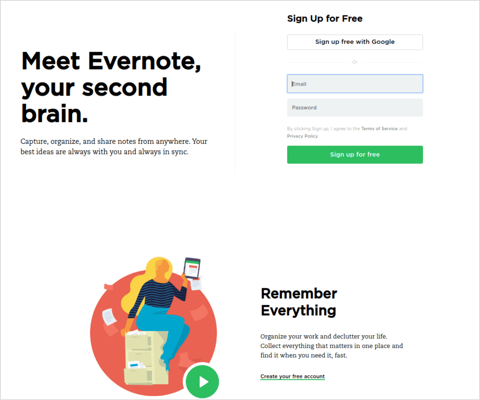 Evernote 2017