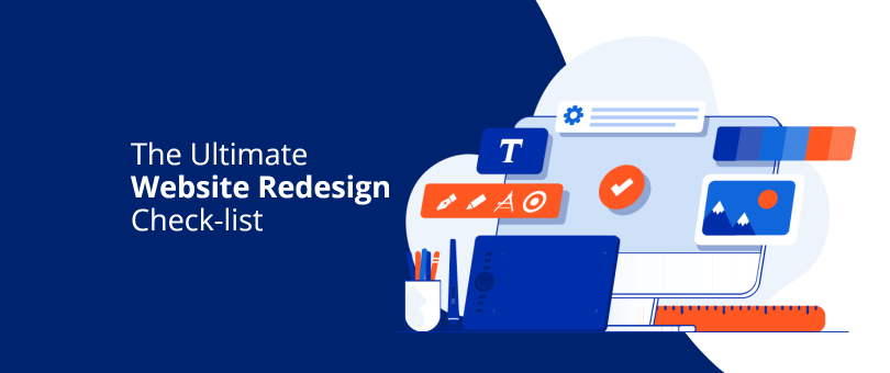 The Ultimate Website Redesign Check-list
