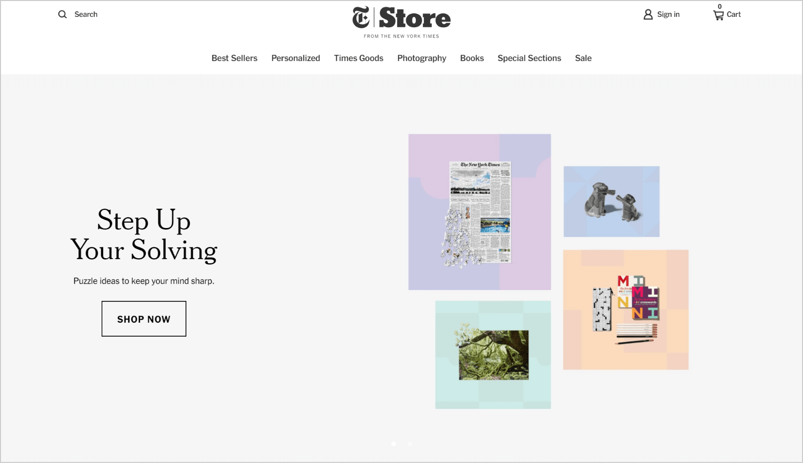 The-New-York-Times-eCommerce