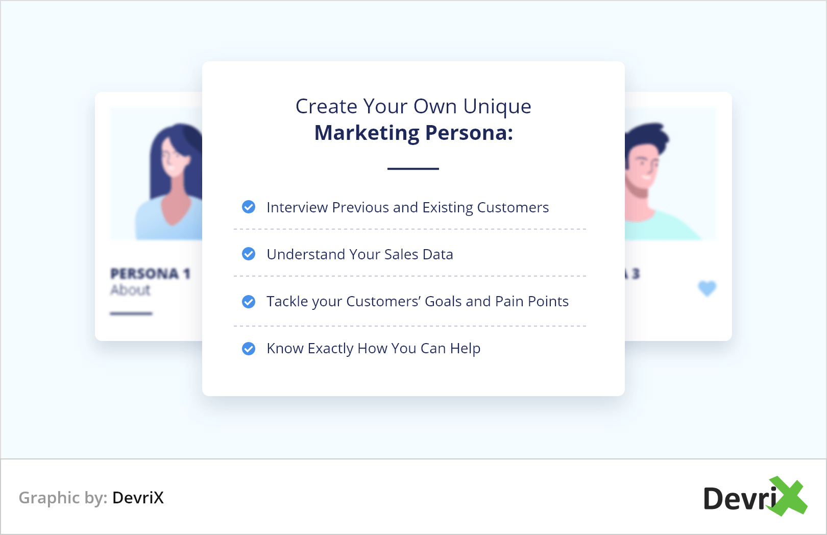 How to Create Your Own Unique Marketing Persona