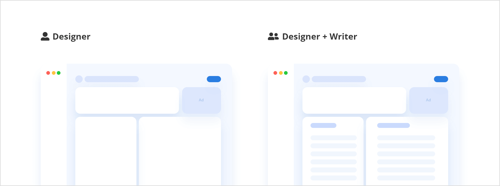 approach to website design
