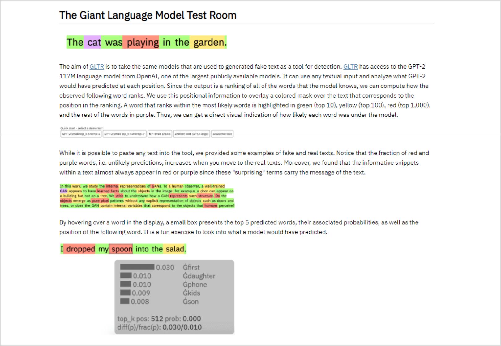 Get Rid of Fake Reviews GLTR