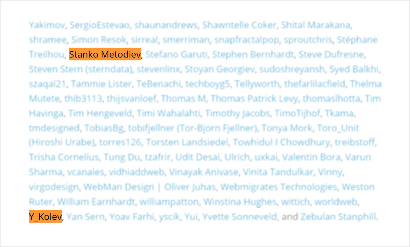 DevriX core contributors WordPress 5.6