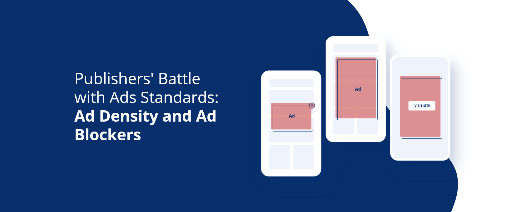 Publishers' Battle with Ads Standards: Ad Density and Ad Blockers