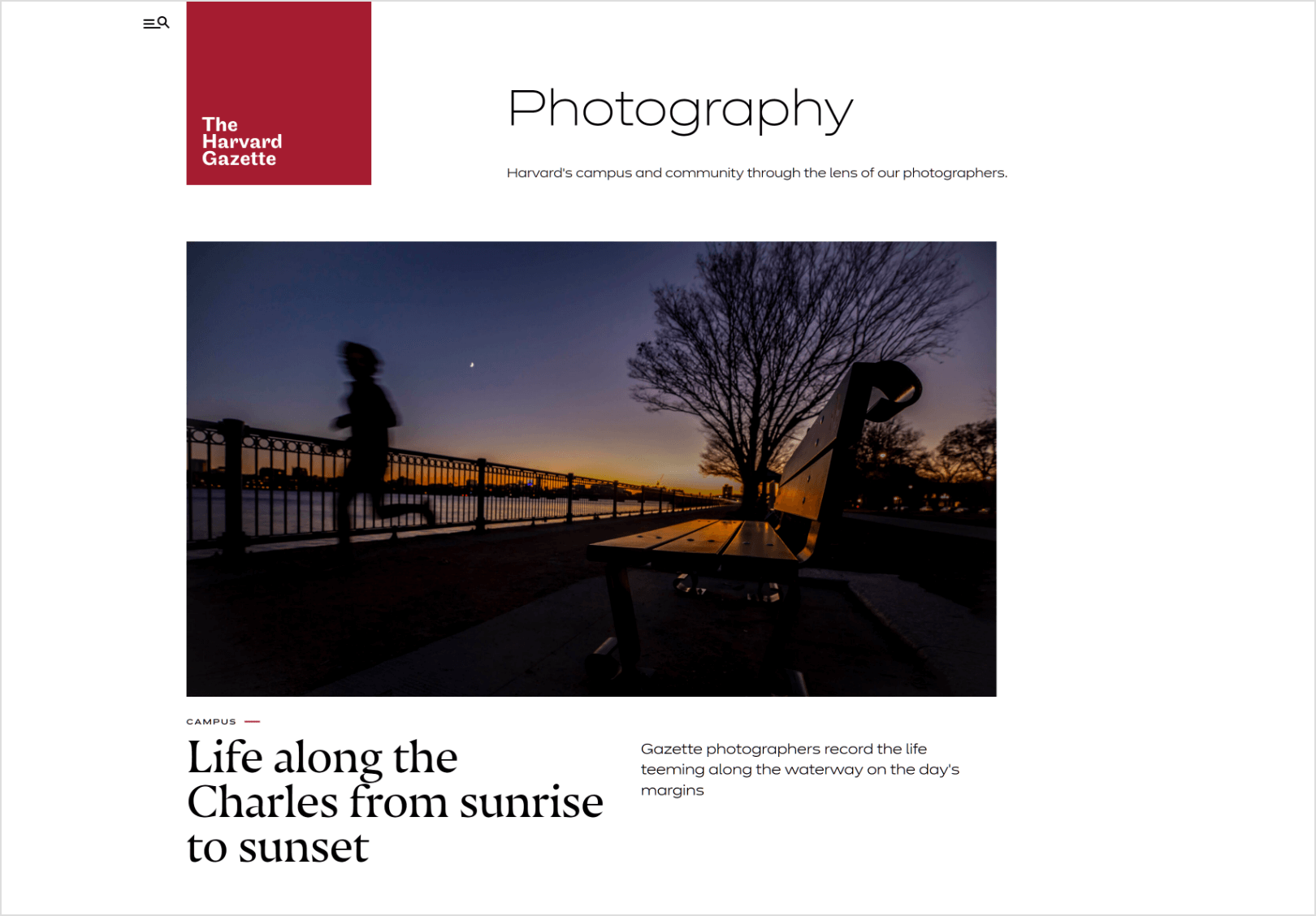 The-Harvard-Gazette-photography-page