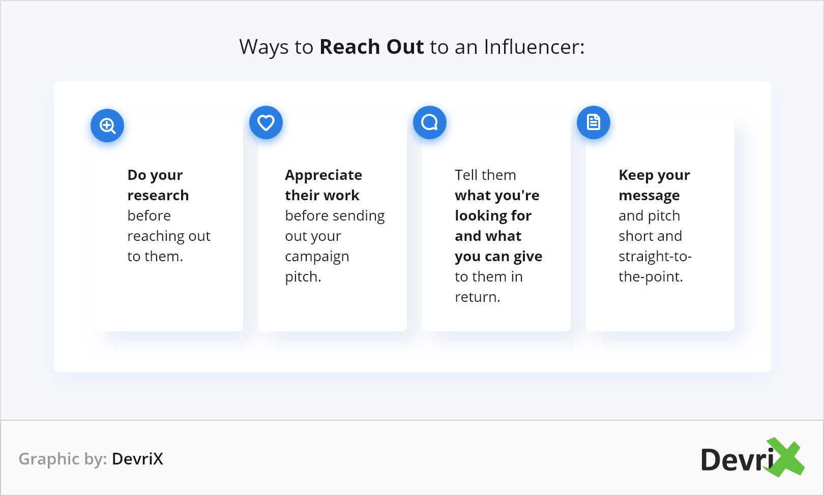 Ways to Reach Out to an Influencer