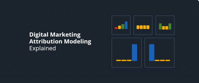 Digital Marketing Attribution Modeling Explained