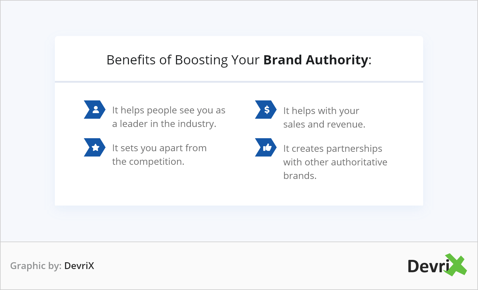 Benefits of Boosting Your Brand Authority