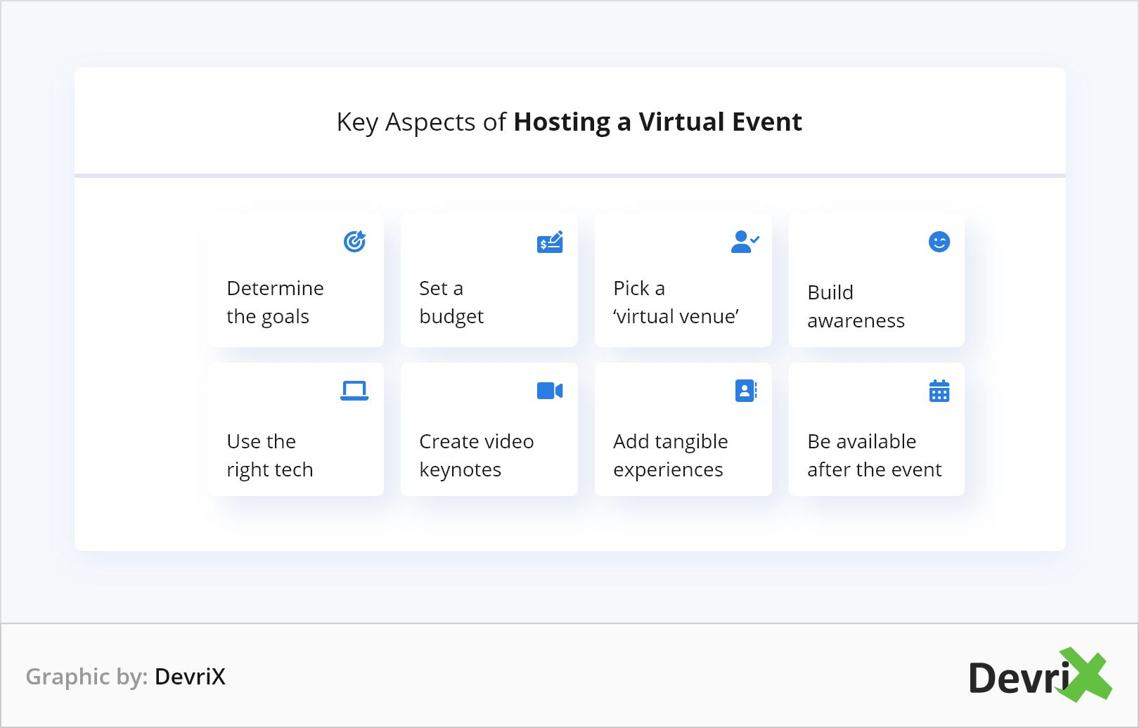 Key Aspects of Hosting a Virtual Event