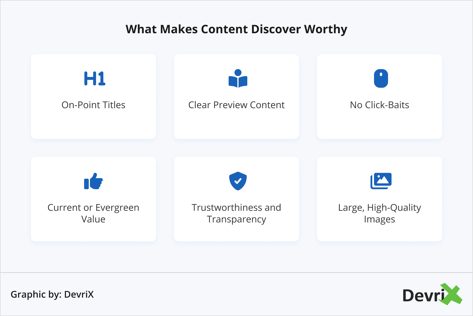 What Makes Content Google Discover Worthy