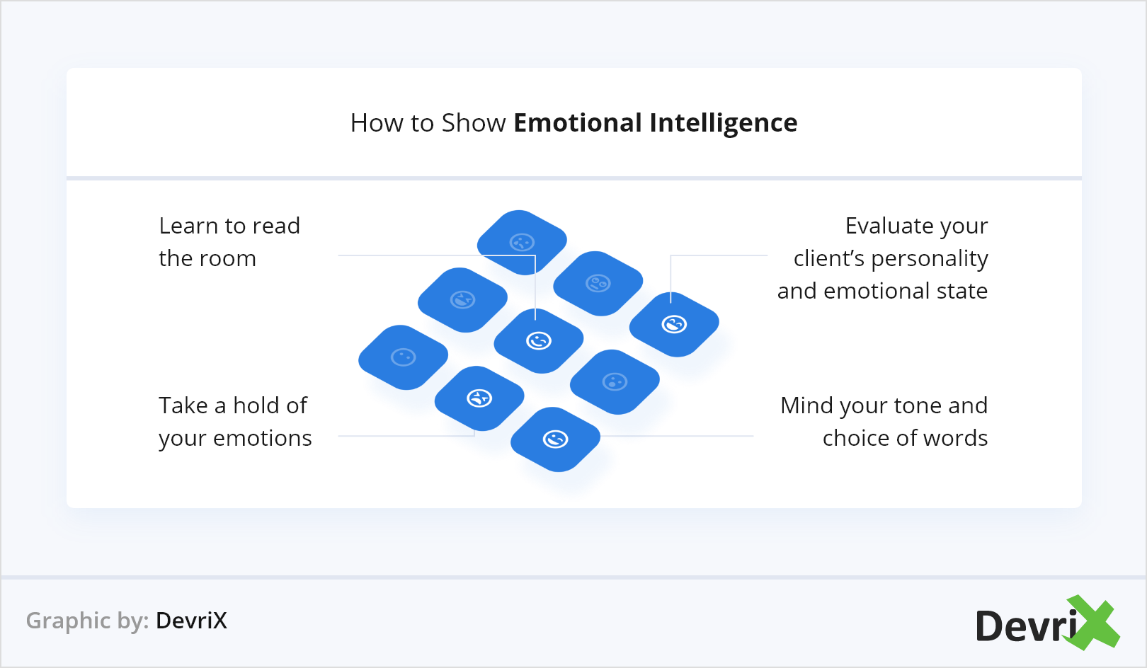 How to Show Emotional Intelligence