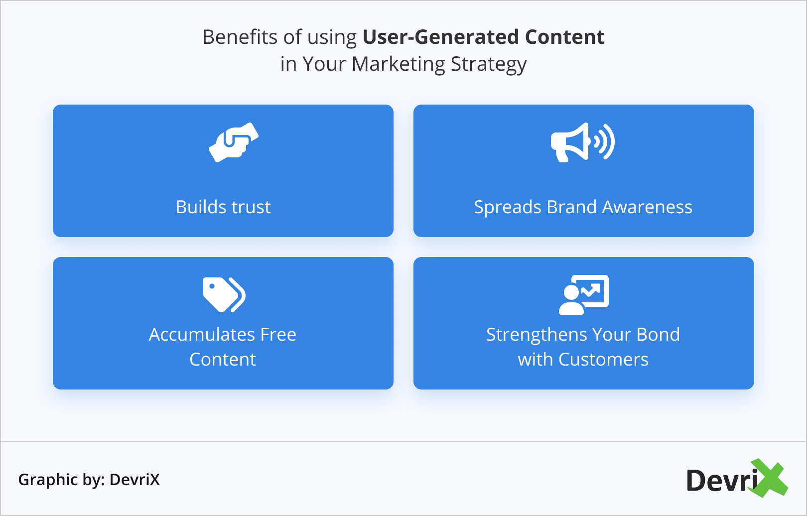 Benefits of User-Generated Content in Your Marketing Strategy