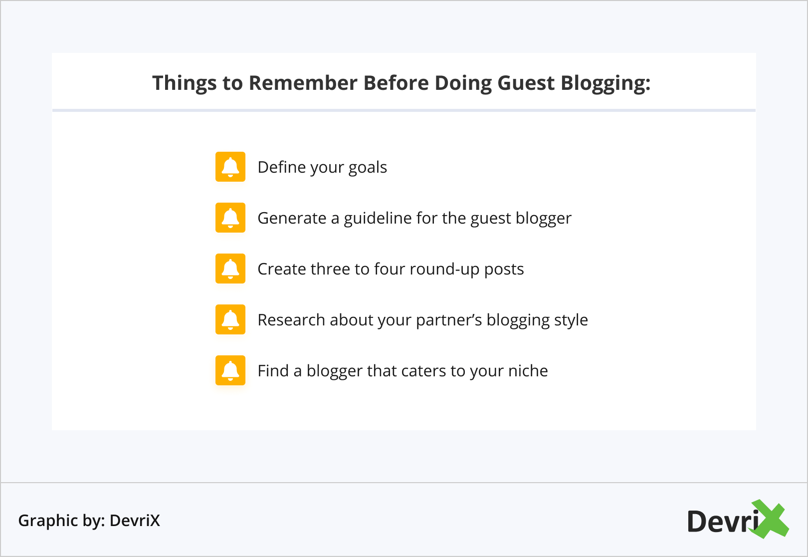 Things to Remember Before Doing Guest Blogging_