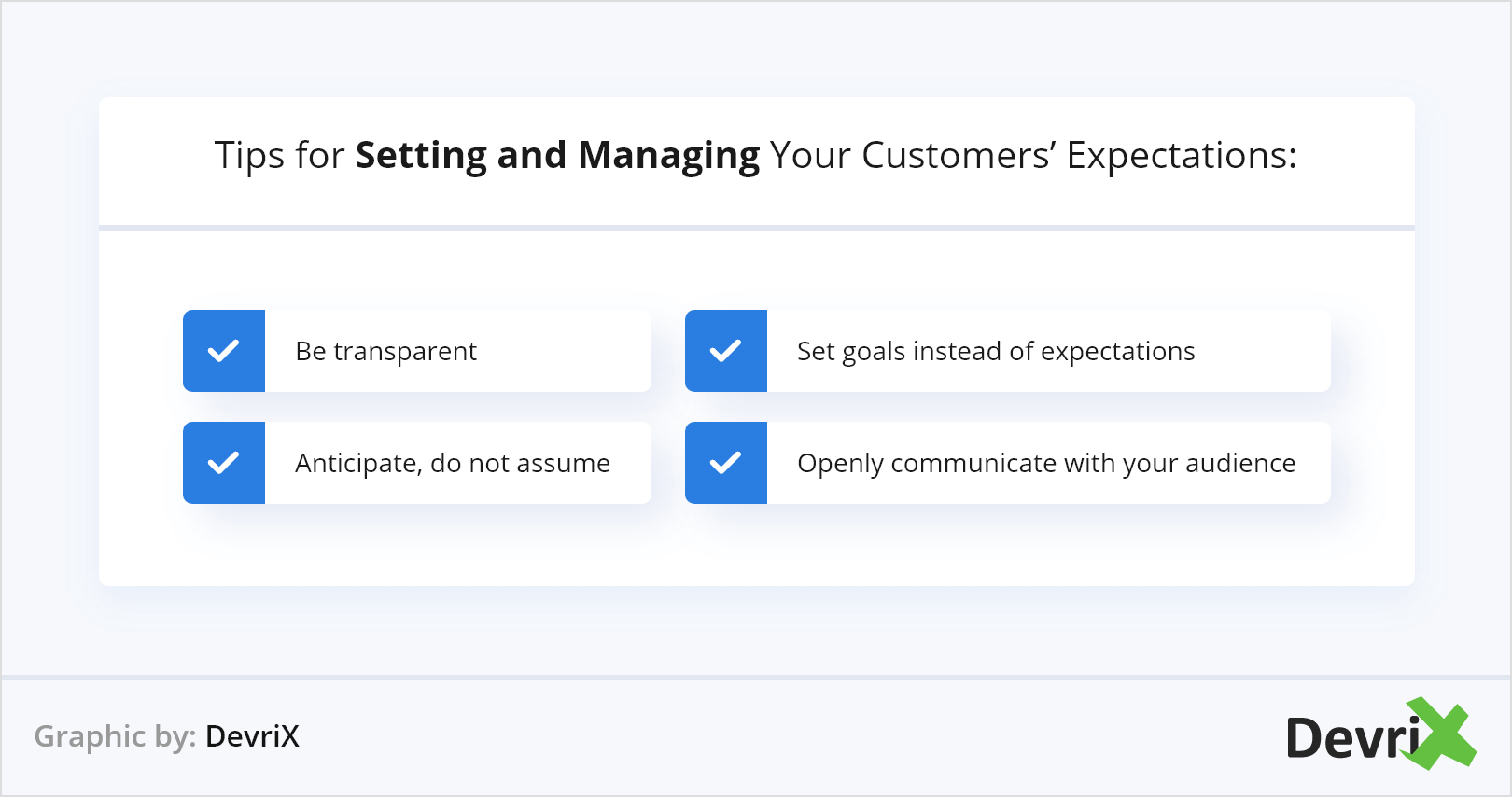 Tips for Setting and Managing Your Customers' Expectations@2x