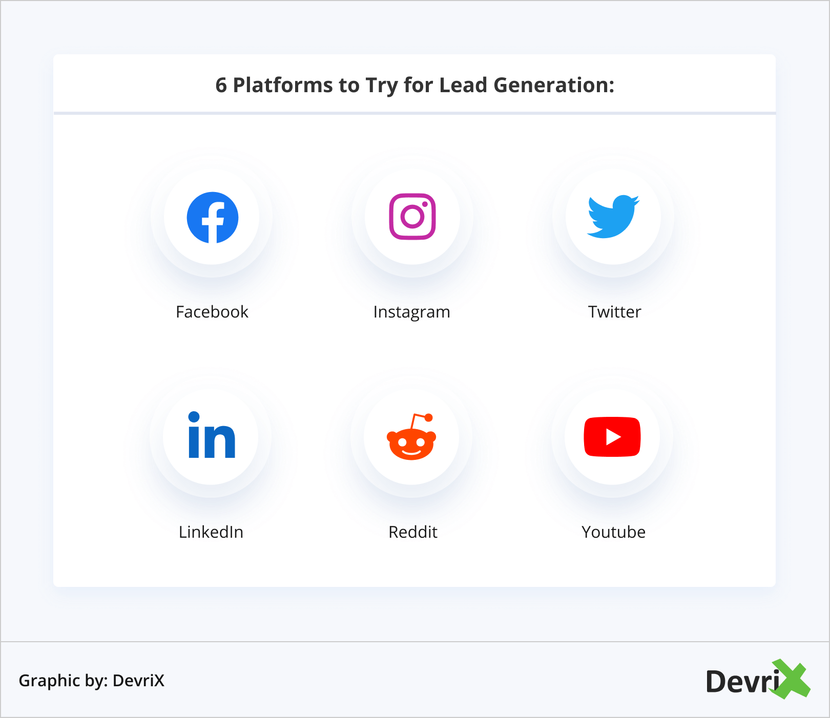 6 Platforms to Try for Lead Generation
